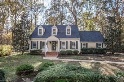 Williamsburg Single Family Home New Listing: 313 Buford Rd