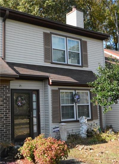 Hampton Single Family Home New Listing: 14 Covenant Ct