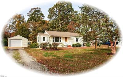 Yorktown Single Family Home New Listing: 103 Rural Retreat Rd