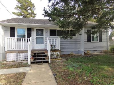 Williamsburg Single Family Home New Listing: 113 Nelson Dr