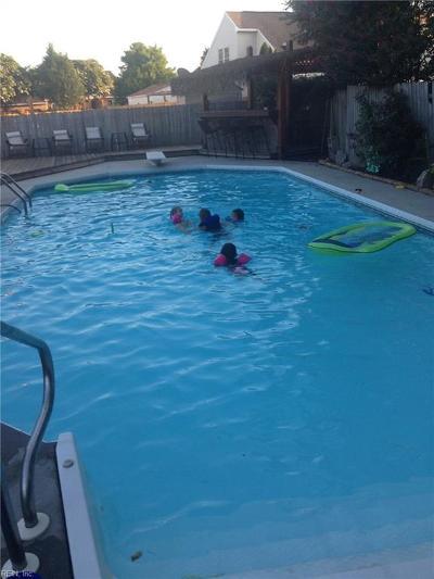 Virginia Beach Single Family Home New Listing: 1205 Proust Rd