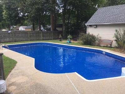 Single Family Home For Sale: 1001 Chattanooga St