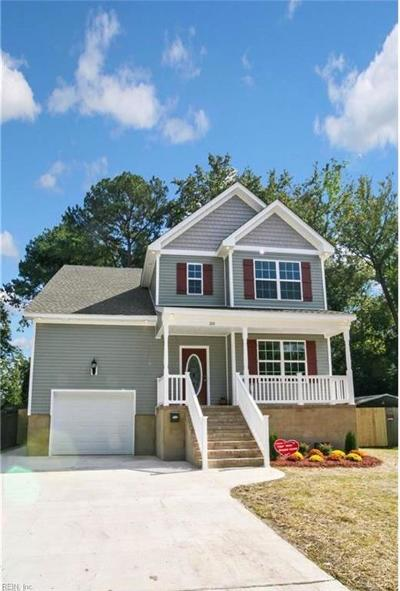 Suffolk Single Family Home New Listing: 200 Beaver Ln