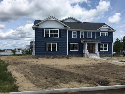 Virginia Beach Single Family Home New Listing: 300 Pintail Cres