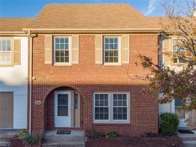 Virginia Beach Single Family Home New Listing: 3628 Essex Pond Quay