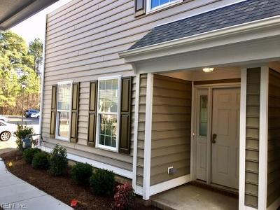 Suffolk Single Family Home New Listing: 4118 Pritchard St #237