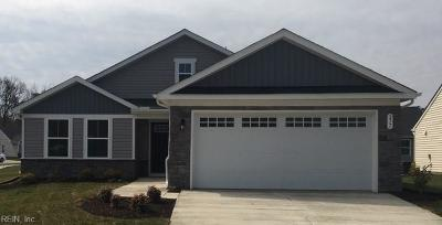 Williamsburg Single Family Home Under Contract: 217 Valley Gate Ln