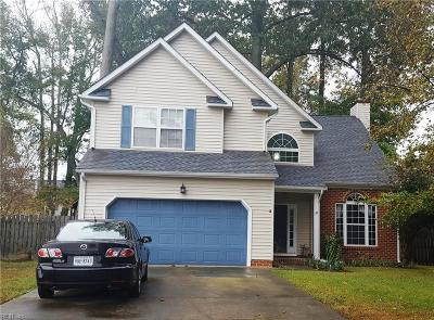 Portsmouth Single Family Home New Listing: 10 Keswick Ct