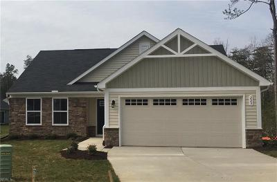 Williamsburg Single Family Home Under Contract: 223 Valley Gate Ln