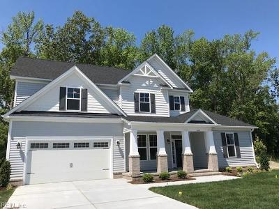 Chesapeake Single Family Home Under Contract: 429 Stonetrail Rn