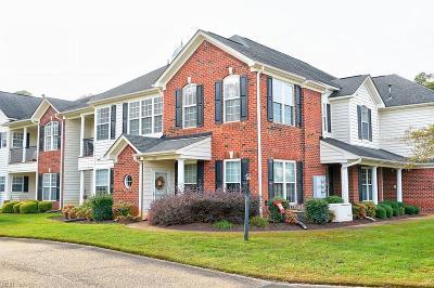 Virginia Beach Single Family Home New Listing: 2803 Crescent Moon Ct
