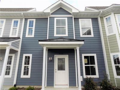 Chesapeake Single Family Home New Listing: 4316 Alvahmartin Way