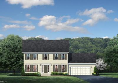 Hampton Single Family Home New Listing: Mm Sav Waterfowl Cv
