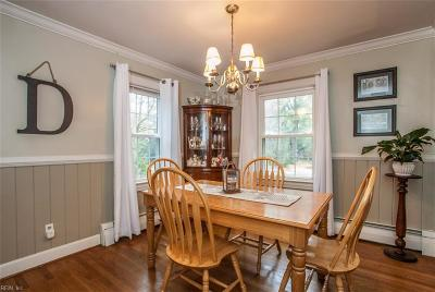 Newport News Single Family Home New Listing: 7 Hillcrest Dr