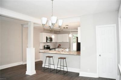 Norfolk Single Family Home New Listing: 1450 Calhoun St