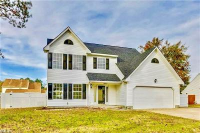 Suffolk Single Family Home New Listing: 2001 Regency Dr