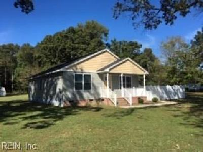 Suffolk Single Family Home New Listing: 3216 Archers Mill St