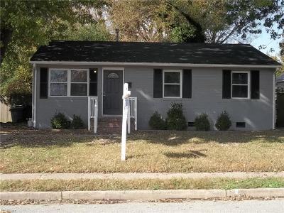 Hampton Single Family Home New Listing: 51 Lacrosse St