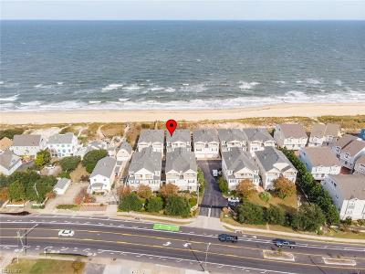 Norfolk Single Family Home New Listing: 2060 Ocean View Ave #2A