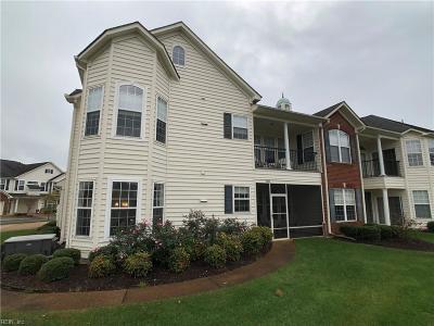 Virginia Beach Single Family Home New Listing: 3482 Winding Trail Cir