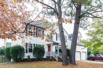 Virginia Beach Single Family Home New Listing: 1828 Chestwood Dr