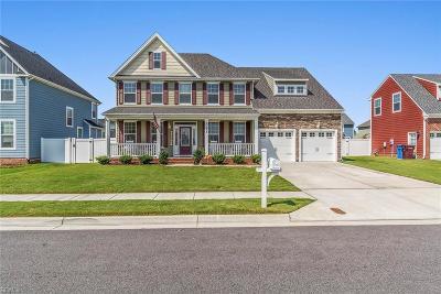 Chesapeake Single Family Home New Listing: 2133 Bellflower Way
