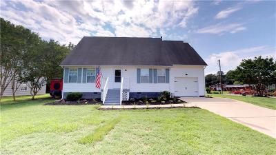Williamsburg Single Family Home New Listing: 100 Vineyard Ln