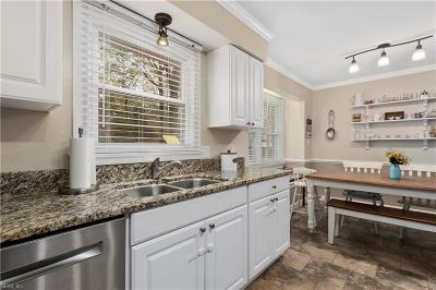 Virginia Beach Single Family Home New Listing: 505 Bunker Dr