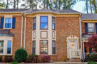 Virginia Beach Single Family Home New Listing: 1213 Peoples Way
