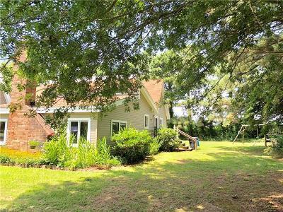 Virginia Beach Single Family Home New Listing: 5212 Morris Neck Rd