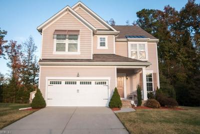 Newport News Single Family Home New Listing: 108 Beauregard Way
