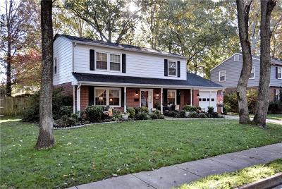 Hampton Single Family Home New Listing: 312 Beauregard Hts
