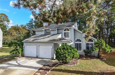 Yorktown Single Family Home New Listing: 115 Conway Ct