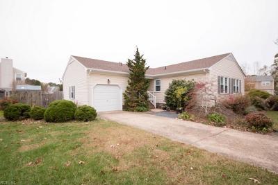 Hampton Single Family Home New Listing: 2 Brians Ct