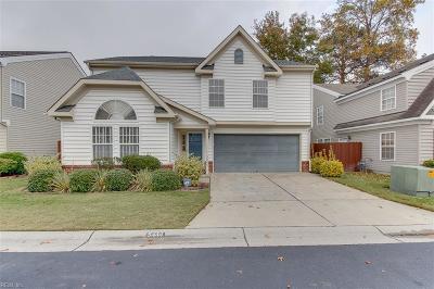 Virginia Beach Single Family Home New Listing: 5444 Port Royal Dr