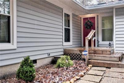 Williamsburg Single Family Home New Listing: 107 Pasbehegh Dr