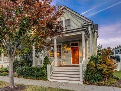 Norfolk Single Family Home New Listing: 9574 28th Bay St