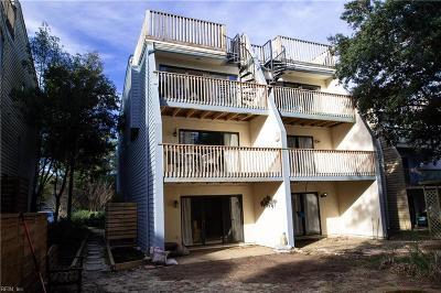 Virginia Beach Single Family Home New Listing: 228 73rd St
