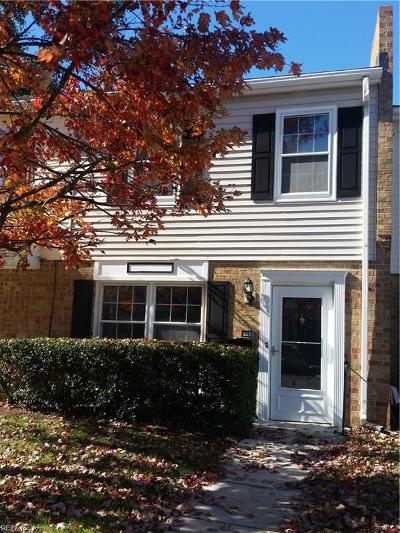 Virginia Beach Single Family Home New Listing: 565 Tenbee Ln