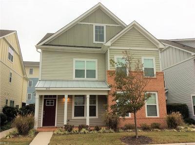 Norfolk Single Family Home New Listing: 8325 Highland St