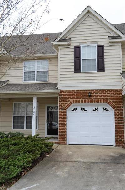 Suffolk Single Family Home New Listing: 2104 Livingston St