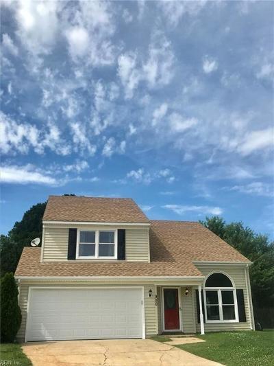 Virginia Beach Single Family Home New Listing: 900 Carothers Arch