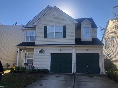 Chesapeake Single Family Home New Listing: 4034 River Breeze Cir