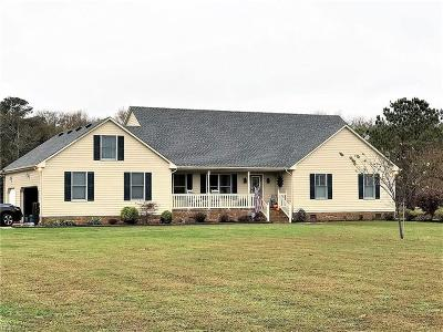 Virginia Beach Single Family Home New Listing: 4491 Nanneys Creek Ct