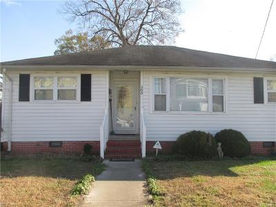 Franklin Single Family Home For Sale: 505 W 2nd Ave