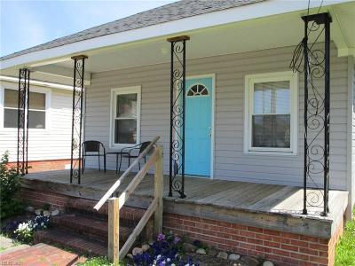Hampton Single Family Home New Listing: 715 E Mercury Blvd