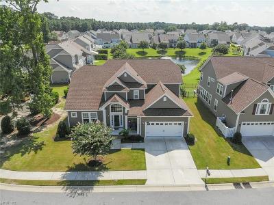 Virginia Beach Single Family Home New Listing: 5501 Memorial Dr