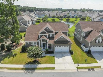 Virginia Beach VA Single Family Home New Listing: $485,000