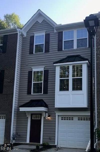 Williamsburg Single Family Home Under Contract: 134 McCormick Pl #6B