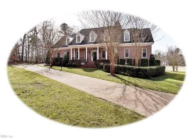 Williamsburg Single Family Home New Listing: 124 Royal Melbourne